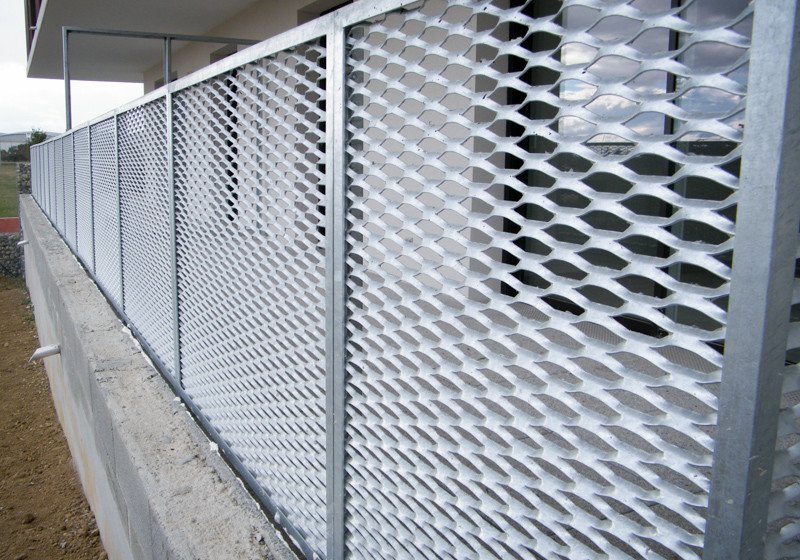 Applications | Fences & Railings | Architecture | Fratelli Mariani