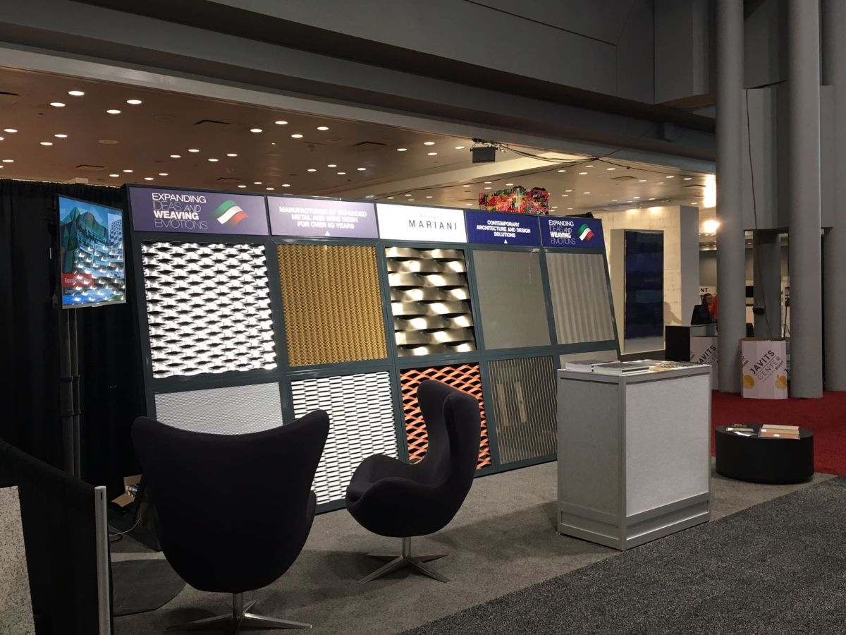 expanded metal types AIA 2018