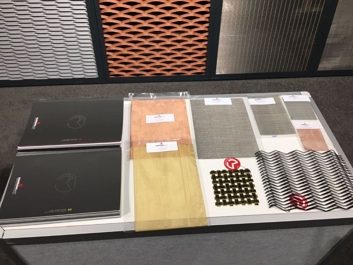 expanded metal wire mesh AIA 2018