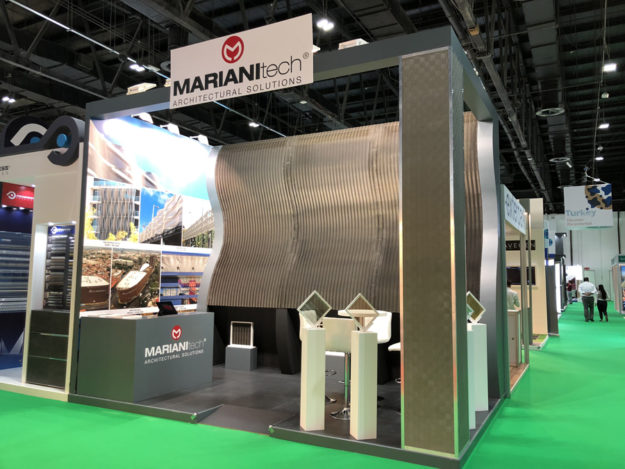 the Big 5 Fratelli Mariani stand