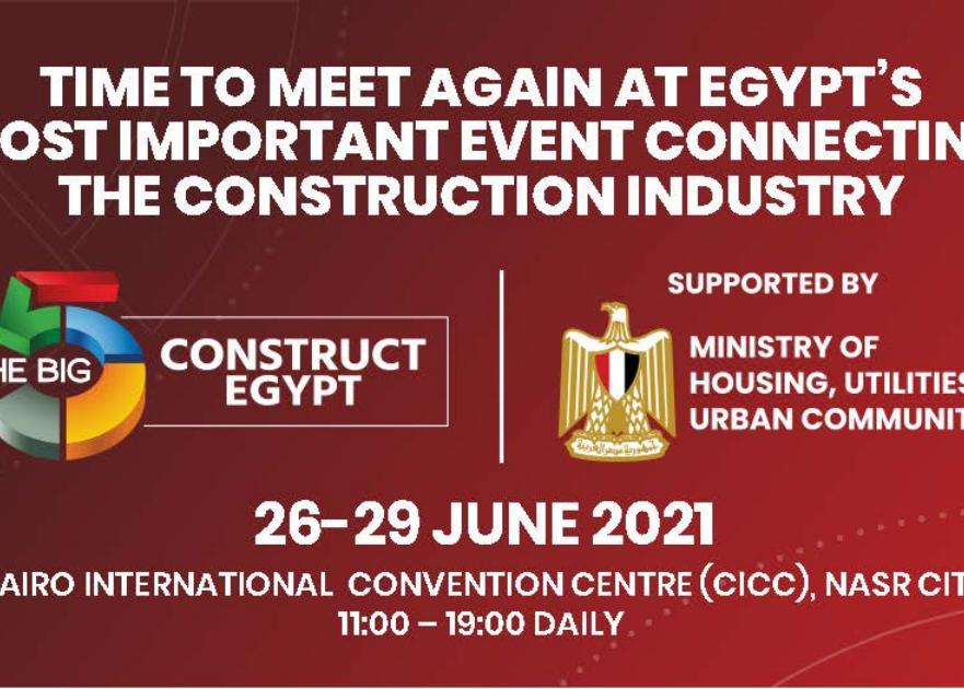 The Big 5 Construct Egypt 2021